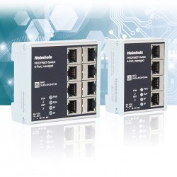 PROFINET Switch, 8-port